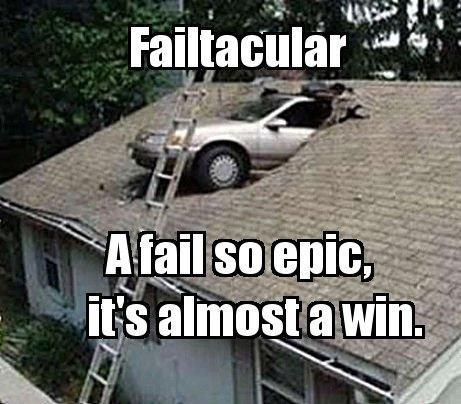Failtacular fail