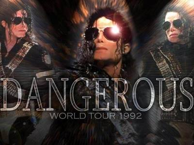 All the moves from Dangerous Tour.