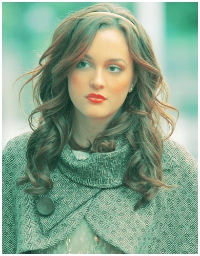 can anyone give me any advice on getting hair like blair's?