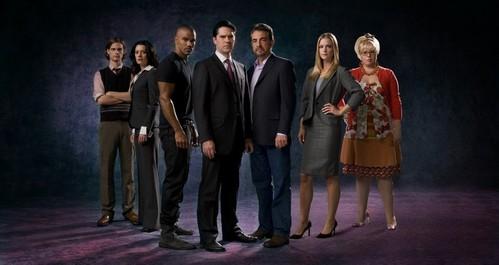 Criminal Minds!