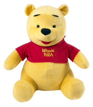 yes my sister has 1 winnie the Pooh but she calls it Moonla!