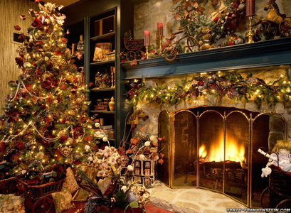 definitely Christmas. its when Иисус was born and i Любовь the feeling of it. its so warm and cozy. *sigh* now im really missing it.