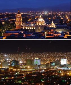 i used to live in Mexico (the first pic) but 3 years hace i moved to Texas