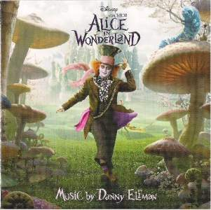 The song আপনি are talking about is on the movie's film score cd. Here is the album আপনি will find it on: Alice in Wonderland: An Original Walt ডিজনি Records Soundtrack