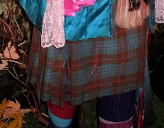 I don't know much about Tartan's and such, however, I do have a better quality picture that might be able to help Ты out.
