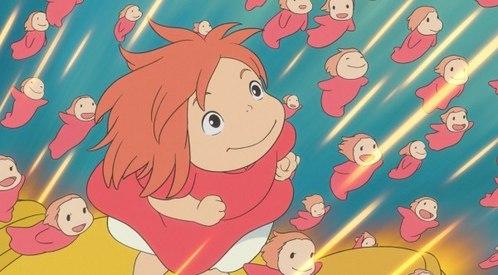 Ponyo Riku Harada Mikuru Asahina Female Ranma Cutey Honey Misty
