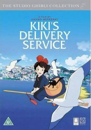 I cinta anime movies. Kiki's Delivering Service is my fav. But anime shows are too weird for me