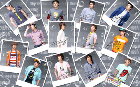 .ive discovered suju when i was in 4th yr hs,when i saw one of my clssmates wtching the mv of miracle,and i saw donghae on the screan and ive already find him so cute,so i started searching about them,their songs and evrything..as i get addcted to them bcoz they&#39;re very awesome..suju fighting!!
