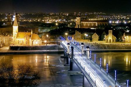 I live in Lithuania,Kaunas ^_^ nice place