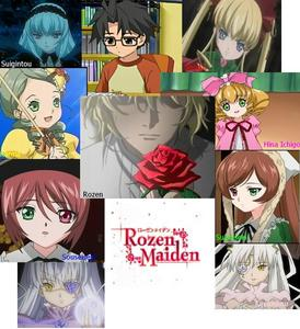 Do you expect me to choose?! ToT I pag-ibig InuYasha,Naruto,Chobits and Rozen Maiden! Hm...of these,Rozen Maiden is the best,it's AWESOME! :D Btw,picture made sa pamamagitan ng me :3