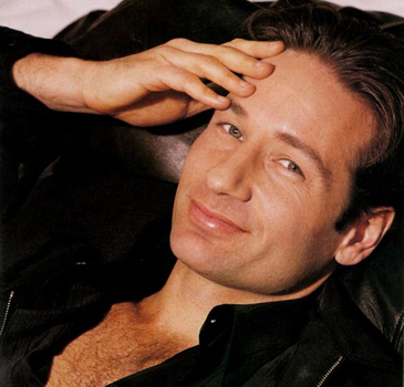 David Duchovny(turns 50 this year)