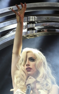 My soul belongs to Lady GaGa. Little Mons†er for life! *claws up!*
