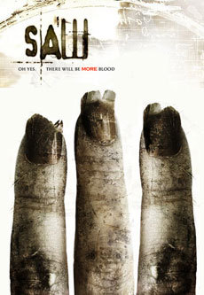 I watch the saw 电影院 and i can handle most of the gory scence but there was this one in saw 3 towards the end where this guy was in the trap where it twisted every limb in his body. They showed all of his limbs/bones craking and he was screaming in pain and it was just really distubing.
