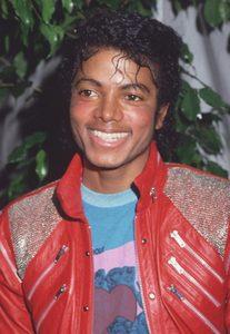 I was born in 1983! Thriller era!