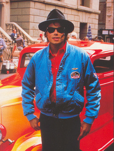 How about this one ???Maybe it isn't what you are looking for,but it's a cool pic !!!<3 Michael !!!