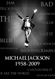 "i want to, but thats kinda ""out there"" te know? but i wanna get a little tattoo on my shoulder that says "" thanks for everything MJ, 1958 - 2009"" , but i probably wont get it though, its kinda to much for me, but i Amore him soooooooooooo much!"