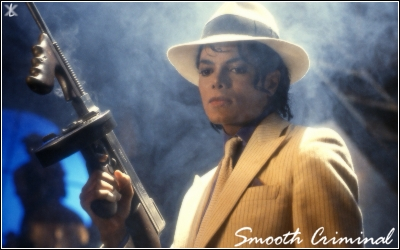 I just love Smooth Criminal and when he dose the lean it's just so AMAZING how he dose that!