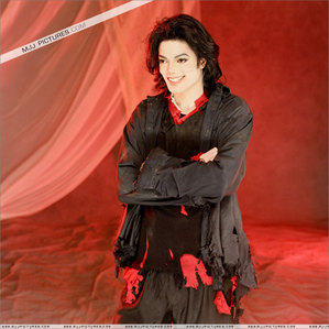 From the songs that he wrote,his favourite was the Earth Song.