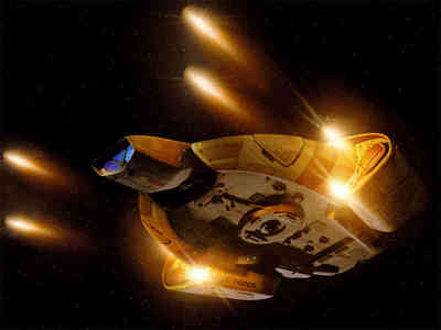 DS9 dared to be darker than the other incarnations of estrella Trek. There was a richer and más ongoing storyline with the Dominion War, which also set the scene for some of the best actions sequences from any of the other series...