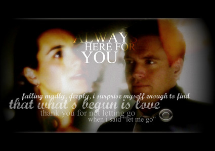 Tony and Ziva :)