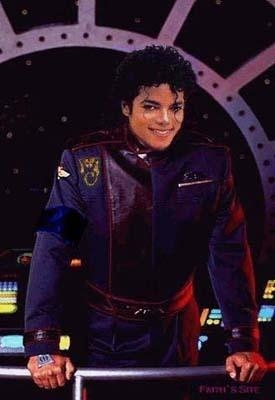 I found this one!from Captain EO!! Captain Michael Jackson!!!savy!!!!