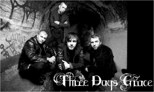Three days Grace!!!<333 I amor Them