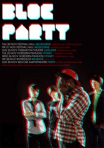 Bloc Party <3
