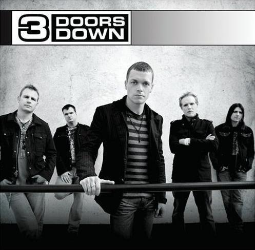 3 Doors Down<3 Other then them, I Любовь Daughtry and Taylor Swift.