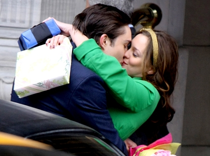 Blair and Chuck in Gossip Girl :) Soulmates ! <3