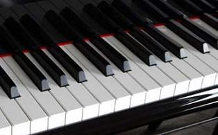 I can play the piano =D