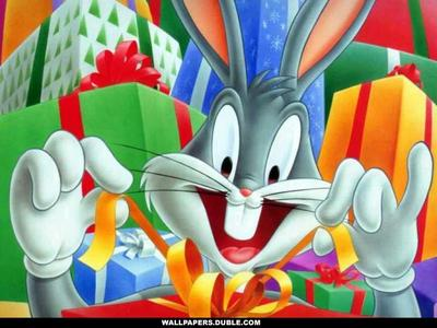 "Looney tunes, especially with Bugs Bunny. ""What's up Doc?"" MDR XD"