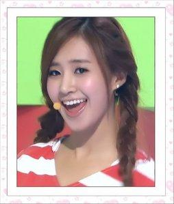 yup..yuri is better sing and dance than yoona...