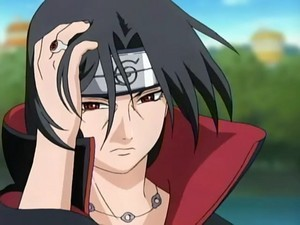 who is Itachi Uchiha's girlfriend? he has one