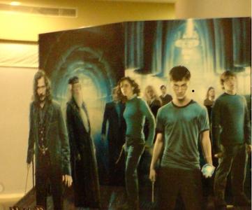آپ know, my favs in HP series are like this 1.Harry,Ron,Hermione,Sirius and Dumbledore 2.Ginny,Fred,George,Neville,Luna,Lupin,Tonks 3.Lily,James,Hagrid,Mcgonagall,Snape and so on............... so, except the trio, the best character(s) are Sirius and Dumbledore,in my opinion. Sirius, as Ginnyweasley38 has said, is the most caring and loving Godfather. Even though Dumbledore is no one with blood relation to Harry, he took all the efforts to protect Harry from danger.