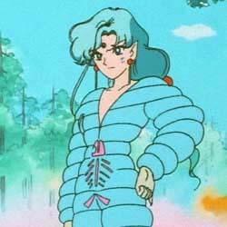Fisheye from Sailor Moon.
