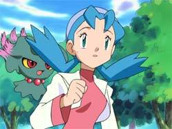 Marina/Kris from Pokemon: The Legend of Thunder