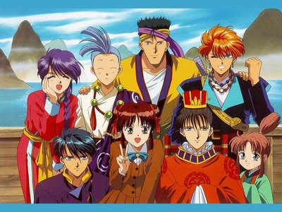 ya! from Fushigi Yuugi!