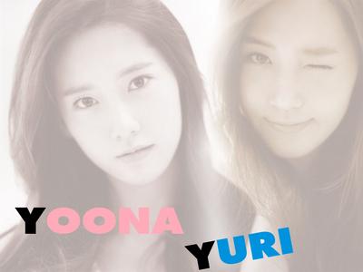 yoona & yuri :)