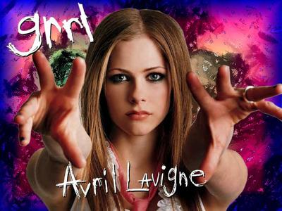 Avril Lavigne [ROCKS]