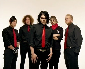 My Chemical Romance!!! Escape The Fate ---> http://userserve-ak.last.fm/serve/500/35813229/Escape+the+Fate+BryanMaxCraigRobert.jpg cuz i cant choose between them LOL