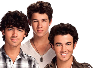 The Jonas Brothers!