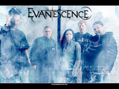 evanescence :)