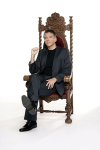 Craig Ferguson. I absolutely adore and respect this man. My inspiration.