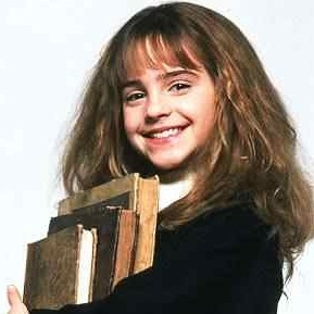 hermione for me and ya spelled it wrong!!