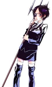 Chrome Dokuro (KHR!) She's just soo cute and awesome x3