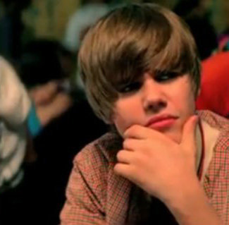 """yes;because I l'amour JUSTIN BIEBER... :"""")"""
