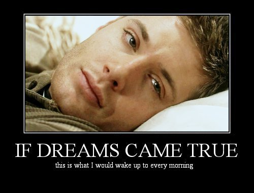 Oh yes I tình yêu dean words can't describe how much but I do he is my kinda guy