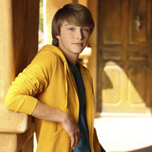 Sterling Knight, of course !! He's so cute ^^
