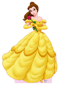 I mostly like Belle is because I have brown hair, I love to read and write, and I&#39;m talent in different things. I love to do all kinds of different stuff like Belle does! I&#39;m smart in books and everything :)
