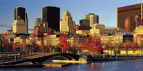 Montreal, Canada!
